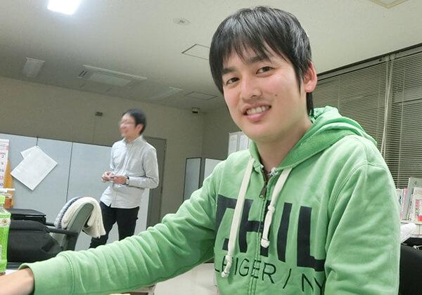 福祉 榊晃平の写真
