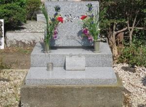 子どもの碑の写真
