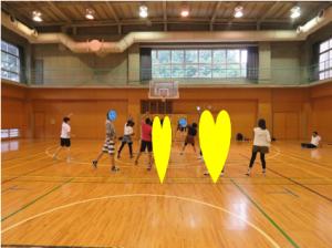 ダンス練習の様子2