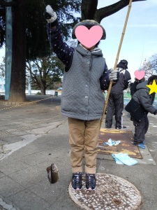 魚が釣れました