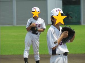 野球の試合の様子5