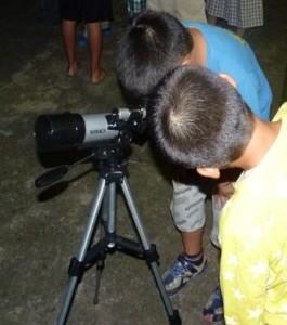 月の観察2