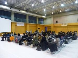 東京ブロック研修会の全体写真