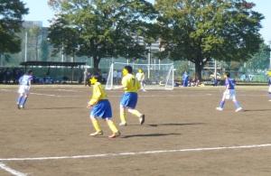 サッカー日和