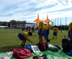 サッカー大会の様子1