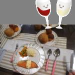 サーモンのタルタルソース、マッシュポテト添えの写真