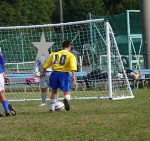 サッカー大会の様子3