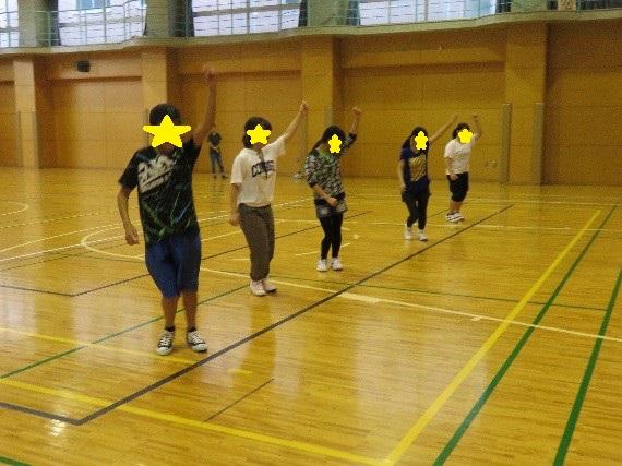 ダンス練習の様子6