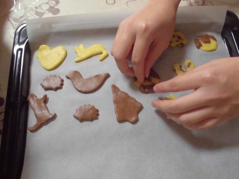 クッキー作りの様子5