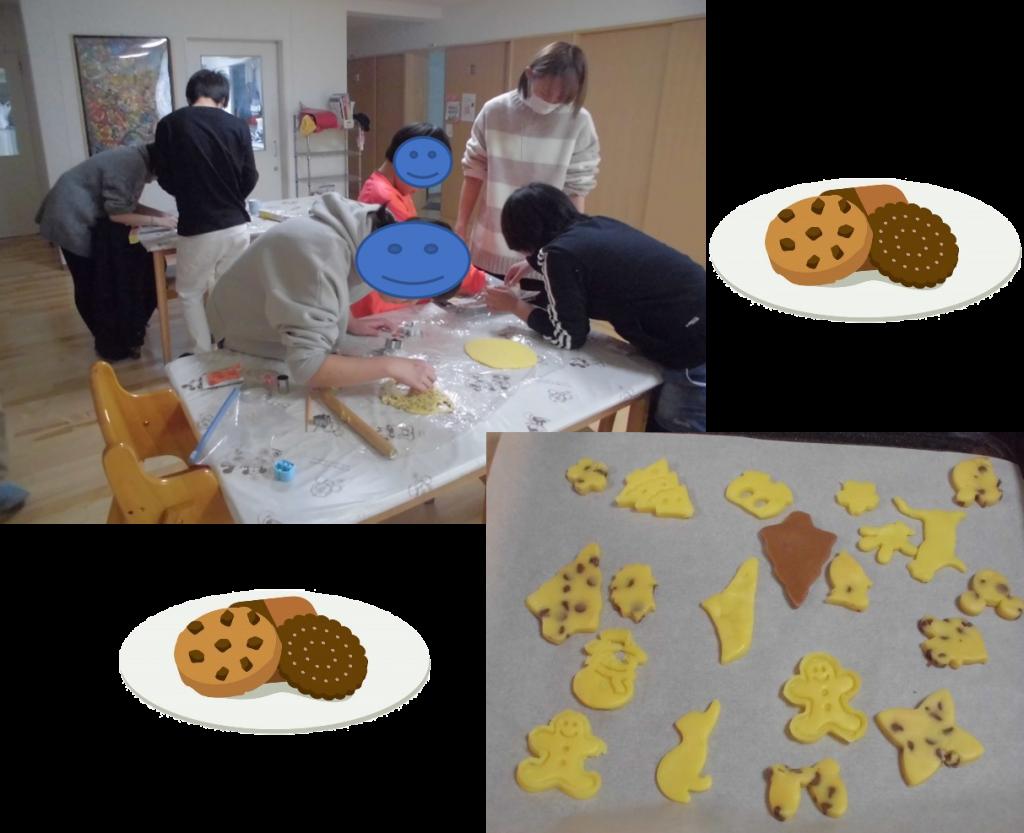 クッキー作りの様子6